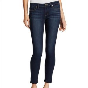 PAIGE Verdugo Skinny Ankle Jeans in Nottingham